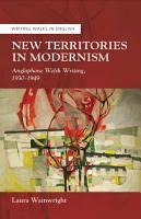 New Territories in Modernism PDF
