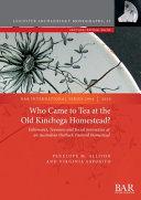 Who Came to Tea at the Old Kinchega Homestead?