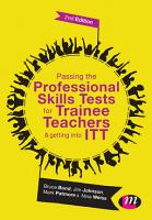 Passing the Professional Skills Tests for Trainee Teachers and Getting into ITT PDF