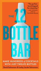 The 12 Bottle Bar Book