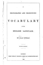 A phonographic & pronouncing vocabulary of the English language