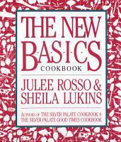 The New Basics Cookbook PDF
