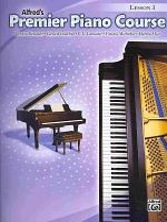 Alfred's Premier Piano Course Lesson Book 3