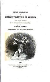 Obras completas de Nicolau Tolentino de Almeida