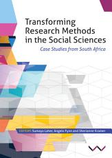 Transforming Research Methods in the Social Sciences PDF
