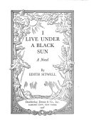 Download I Live Under a Black Sun Book