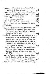 Escuela española de sordomudos, o Arte para enseñarles a escribir y hablar el idioma español ...: Volumen 2