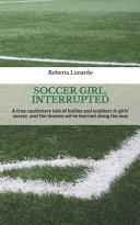 Soccer Girl  Interrupted