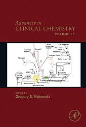 Advances in Clinical Chemistry: Volume 69