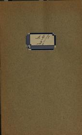 Vonnis van de scheidslieden Tobias Michel Carel Asser, Hendr. Alb. Kooyker [en] Corn. Jac. Sickesz, inzake de Watergeneesstichting Bethesda te Laag-Soeren, d.d. 27 Dec. 1882: Volume 1