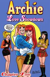 Archie Love Showdown: Chapter Five