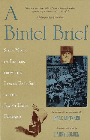 A Bintel Brief