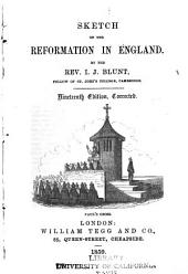 Sketch of the Reformation in England
