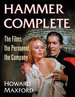Hammer Complete PDF