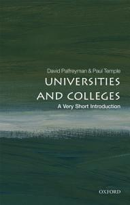 Universities and Colleges Book