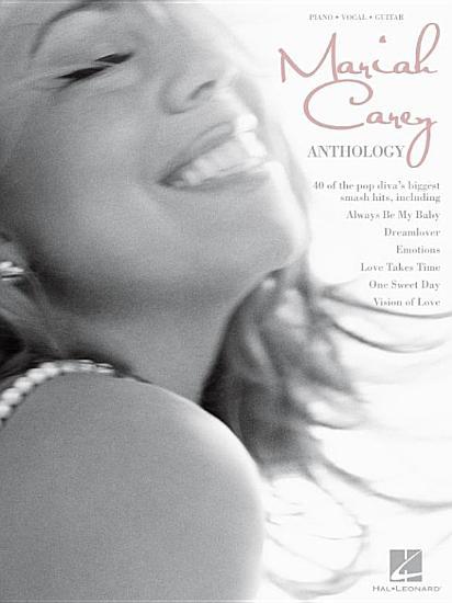 Mariah Carey Anthology  Songbook  PDF