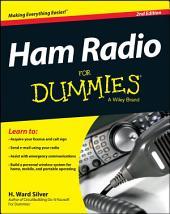 Ham Radio For Dummies: Edition 2