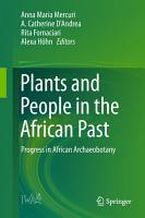 Plants and People in the African Past PDF