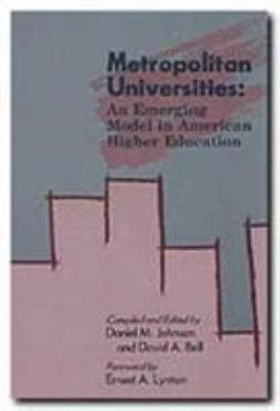 Metropolitan Universities PDF