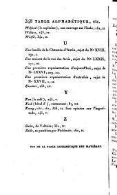 L'hermite de la Chaussée-d'Antin; ou, Observations sur les mœurs et les usages parisiens [by V.J.É. de Jouy]. (Mœurs fr.).