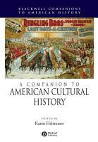A Companion to American Cultural History PDF