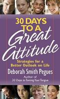 30 Days to a Great Attitude PDF