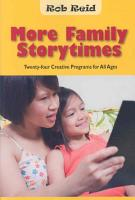 More Family Storytimes PDF