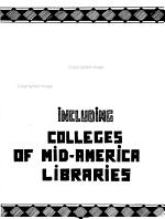 South Dakota Union List of Serials  Including Colleges of Mid America Libraries PDF