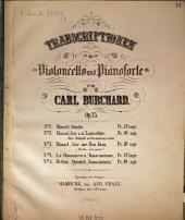 Transcriptionen: für Violoncello u. Pianoforte ; op. 25, Volume 3
