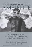 Reading and Writing the Ambiente PDF