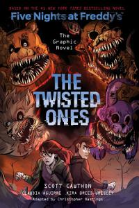 The Twisted Ones  Five Nights at Freddy s Graphic Novel  2  PDF