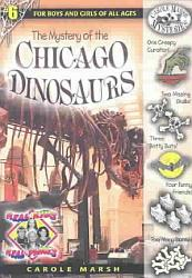 The Mystery of the Missing Dinosaurs PDF