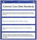 Daily Standards Pocket Chart