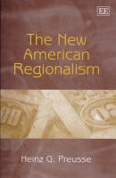 The New American Regionalism PDF