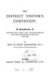 The district visitor's companion