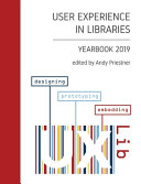 User Experience in Libraries Yearbook 2019 PDF