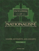 Encyclopedia of Nationalism  Leaders  movements  and concepts PDF