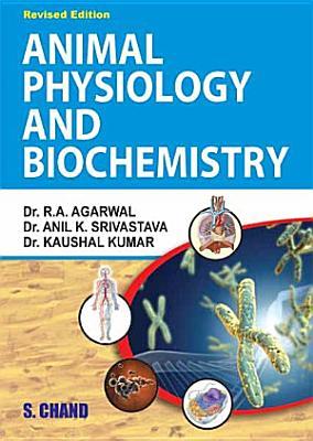 Animal Physiology   Biochemistry PDF