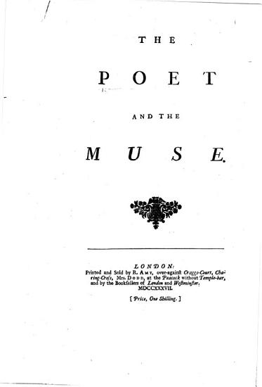 The Poet and the Muse PDF
