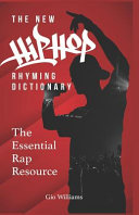 The New Hip Hop Rhyming Dictionary Book