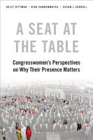 A Seat at the Table PDF