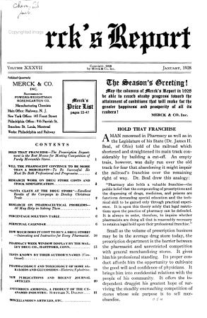 Merck Report PDF