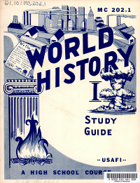 Study Guide for World History I PDF