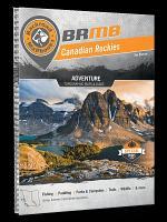 Canadian Rockies Backroad Mapbook