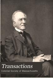 Transactions: 1892/94-, Volume 17