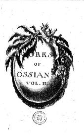 Works Of Ossian: Volume 2