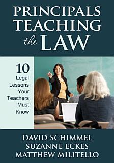 Principals Teaching the Law Book