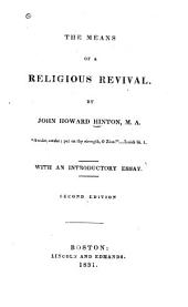 The means of a religious revival