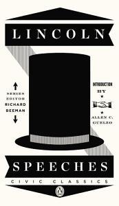Lincoln Speeches Book