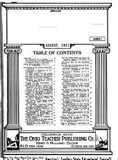 The Ohio Teacher: Devoted to the Interests of the Teachers of Ohio, and to the Cause of Education, Volume 38